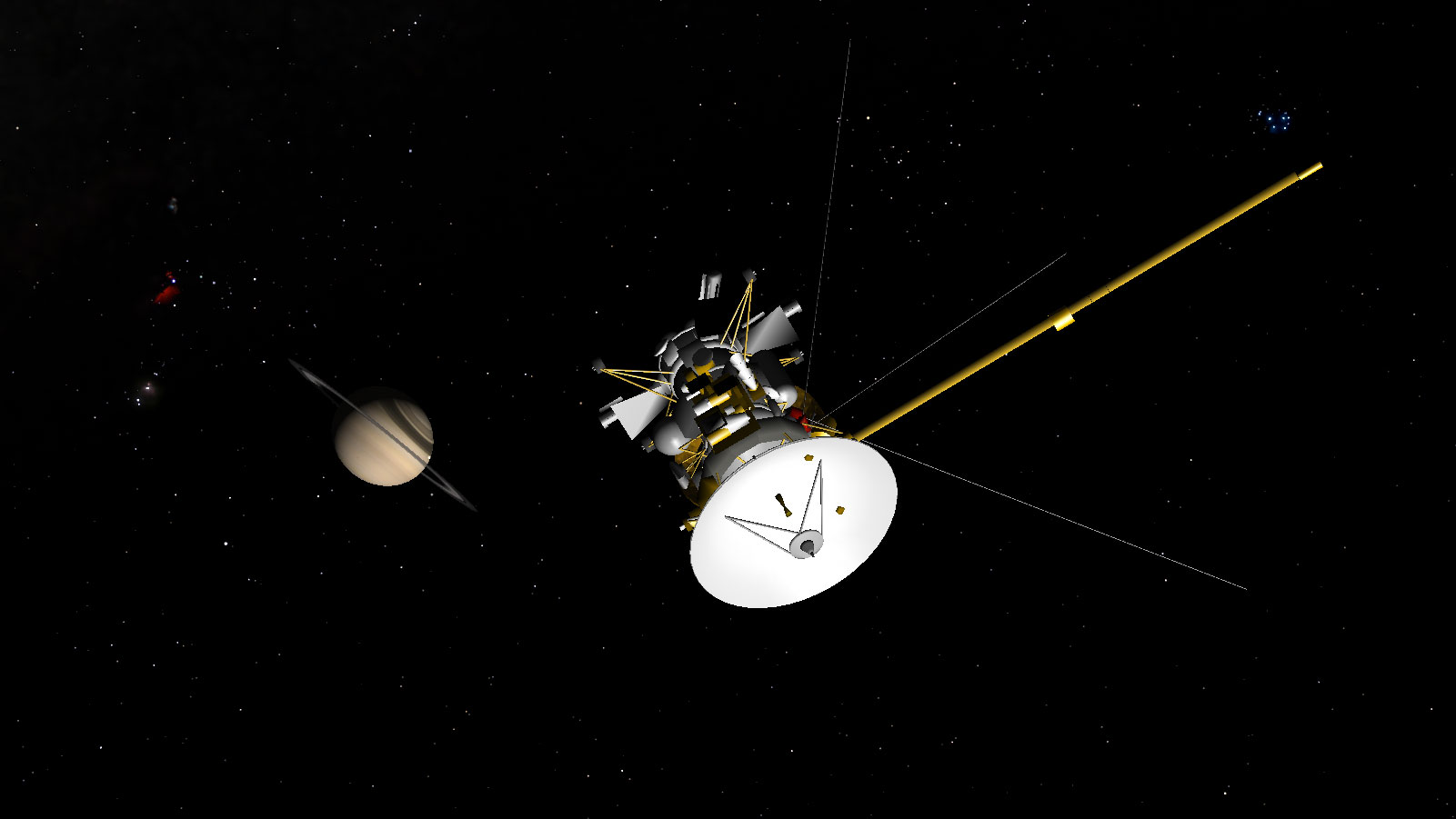 cassini space probe jupiter - photo #32
