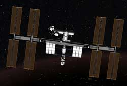 Starry Night College Space Missions Feature
